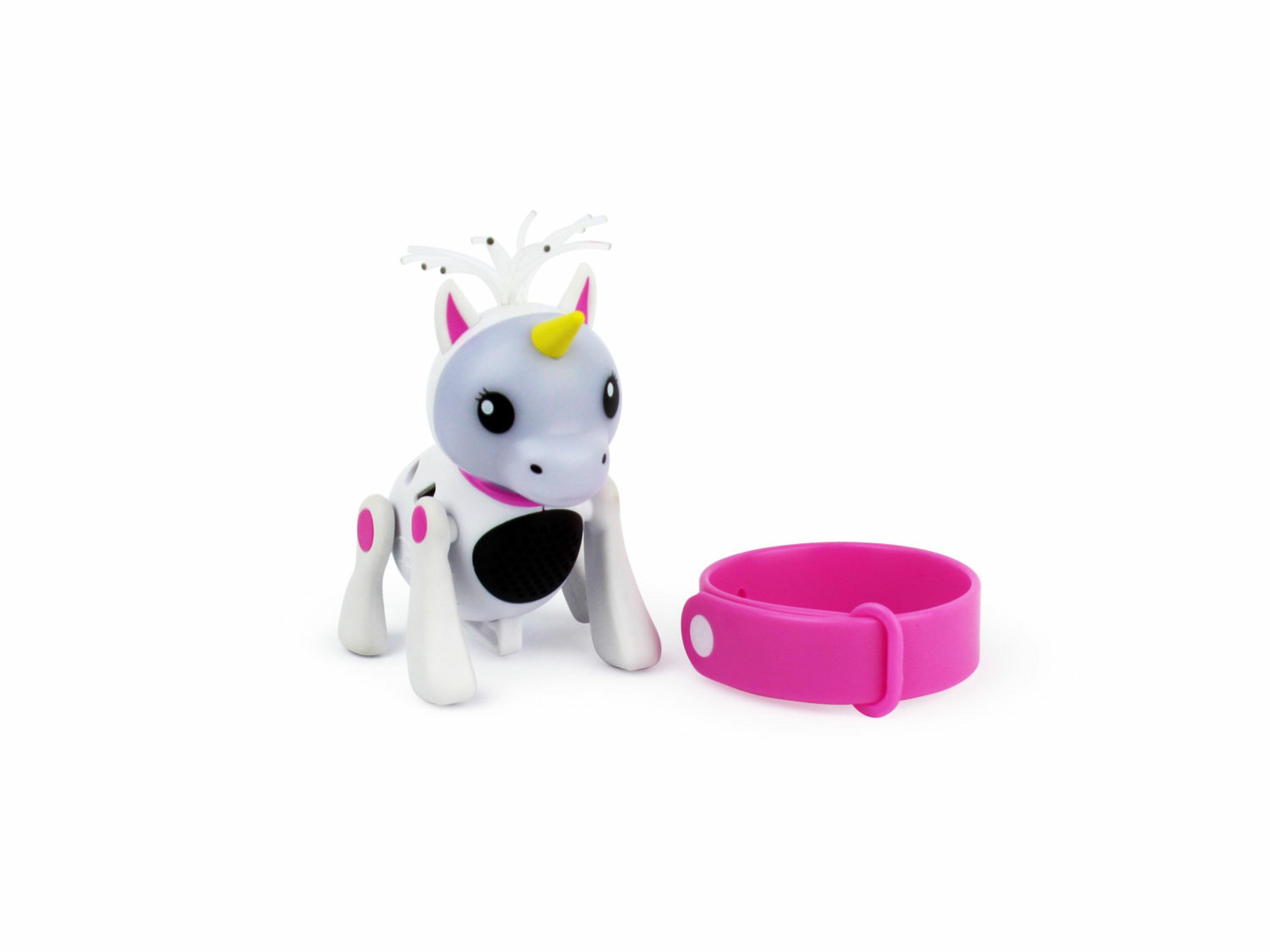 1Toy Светомузики интерактивный Единорог со звуком