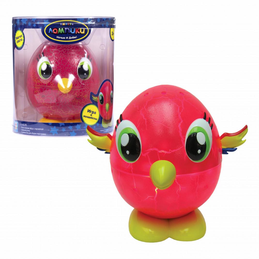 Фото - 1TOY 1 TOY Лампики попугай интерактивный ночник 1 toy лампики попугай т16360 коробка
