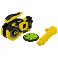 Hot Wheels Spin Racer Желтый Призрак