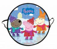 Peppa Pig ледянка 52 см круглая