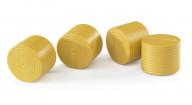 Bruder 4 круглых рулона сена для Claas Rolland 250