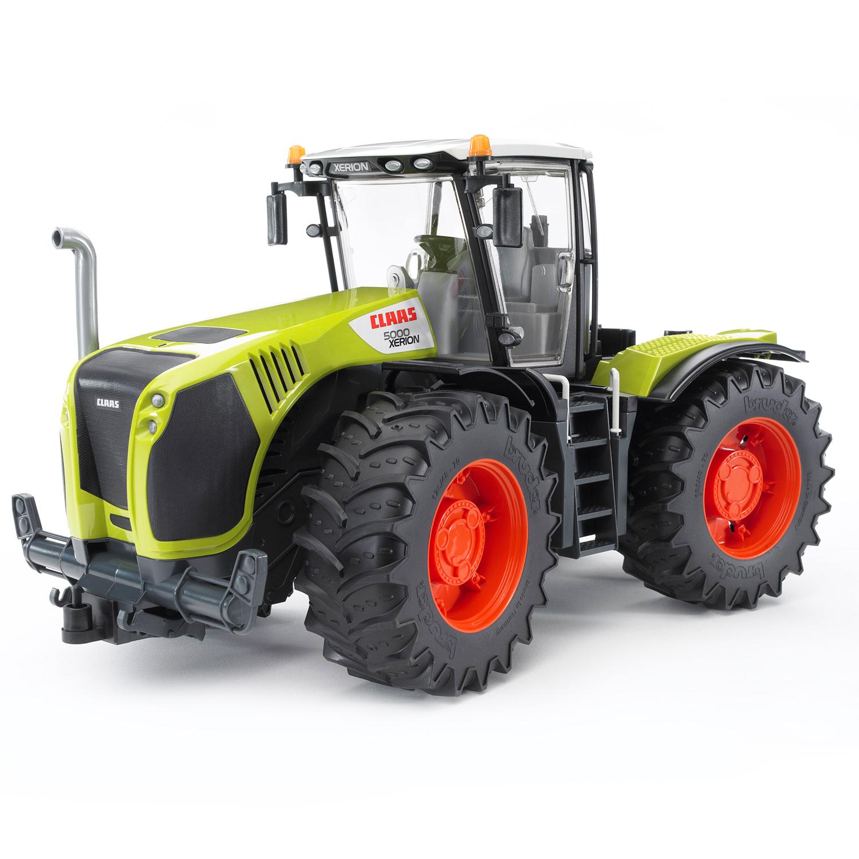 Купить 03-015, Трактор Bruder Claas Xerion 5000 с поворачивающейся кабиной, Мужской (shop: GulliverMarket Gulliver Market)