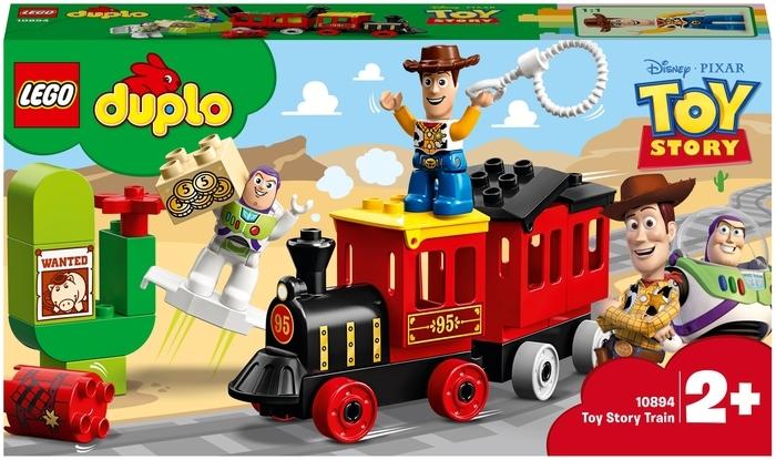 lego Lego LEGO DUPLO Конструктор Поезд «История игрушек»