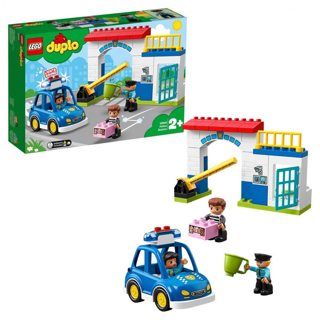 lego Lego LEGO DUPLO Конструктор Полицейский участок