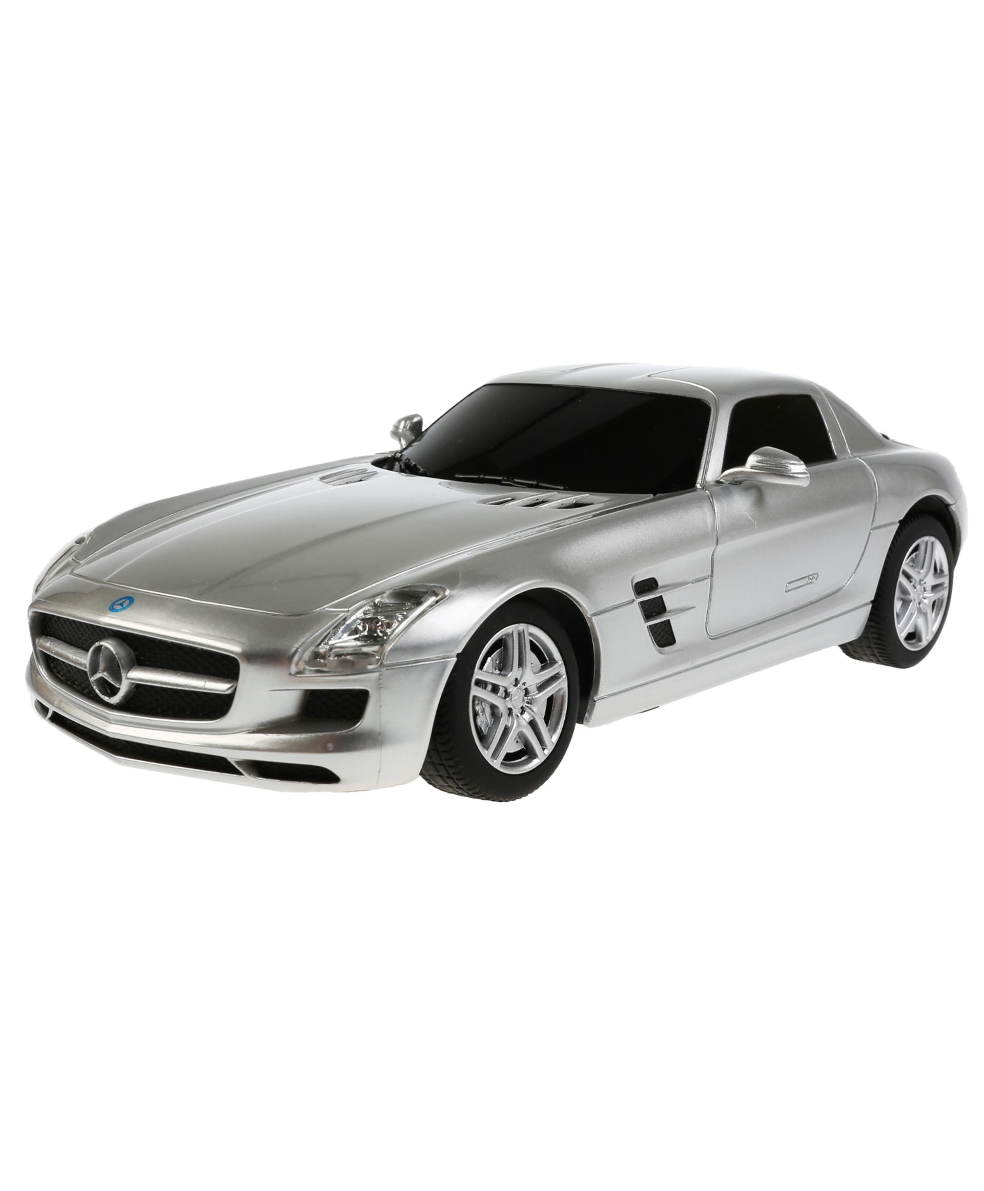 "Rastar Машина на радиоуправлении ""Mercedes SLS AMG"" 166934"