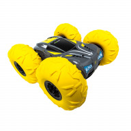 Машина 360 Торнадо желтая