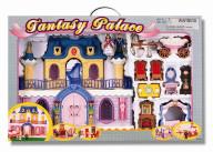 "Набор Keenway:"" Fantasy Palace ""- дворец с каретой и предметами"