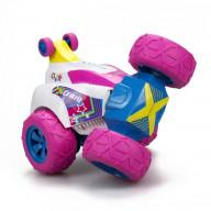 Машина Крейзи розовая