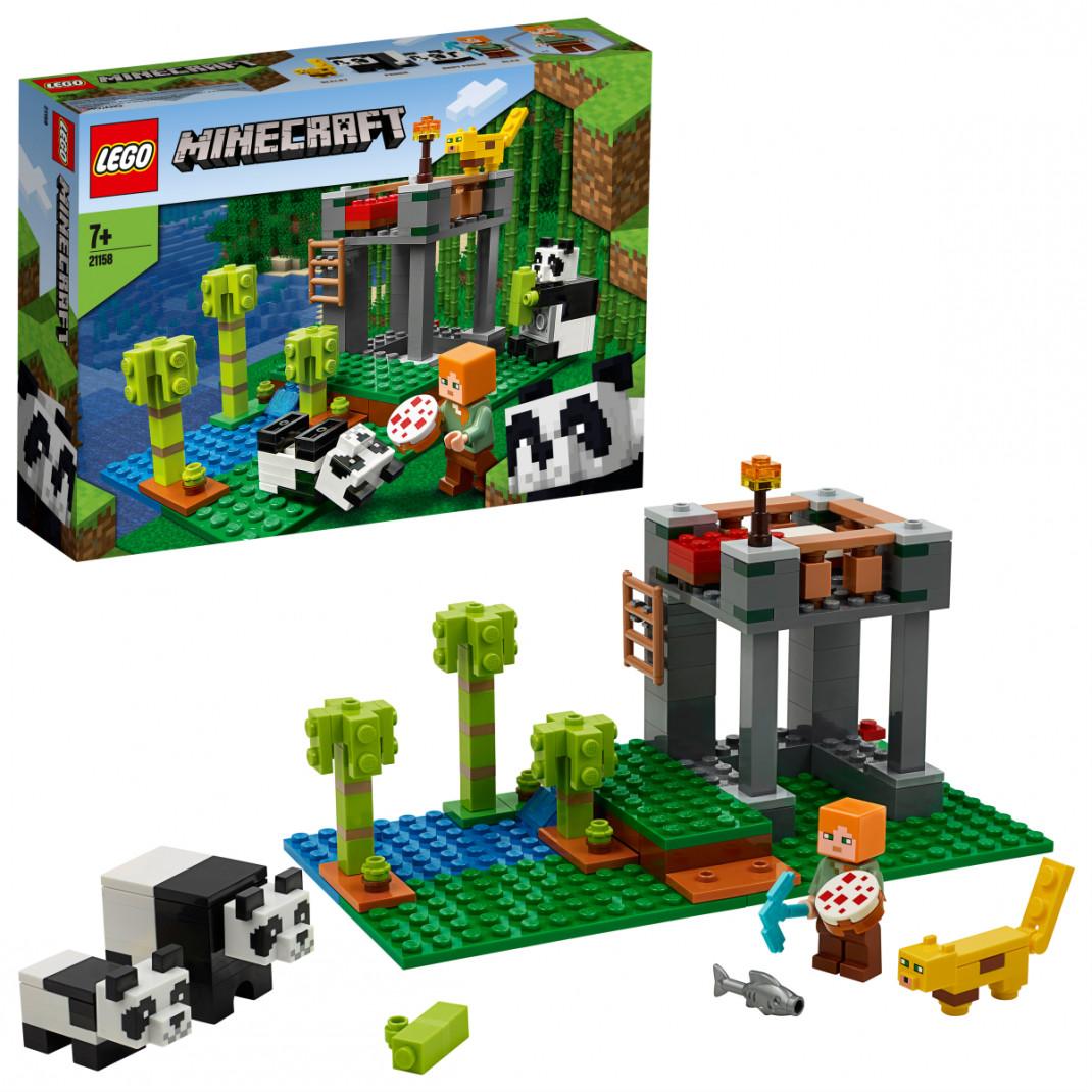Lego LEGO Minecraft Конструктор