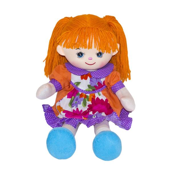 Мягкая кукла Gulliver Гвоздичка, 30 см