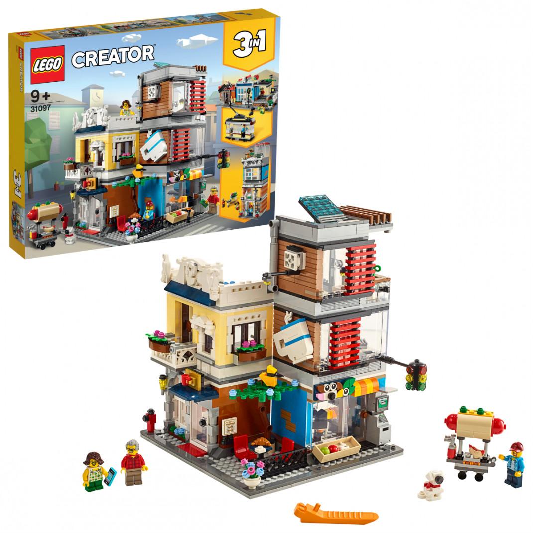 Lego LEGO CREATOR Конструктор