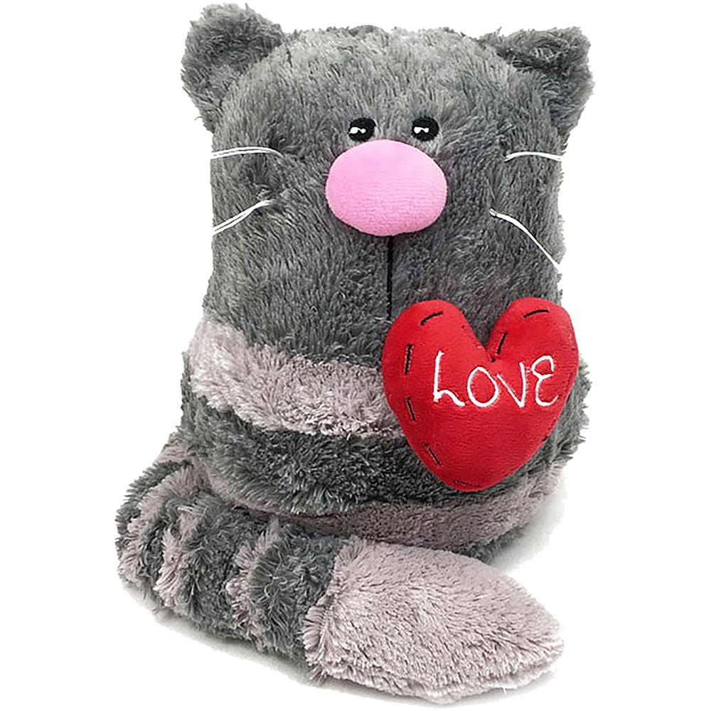 Gulliver мягкая игрушка Мягкая игрушка Gulliver Кото-фей с сердцем 23 см мягкая игрушка белка wwf 23 см