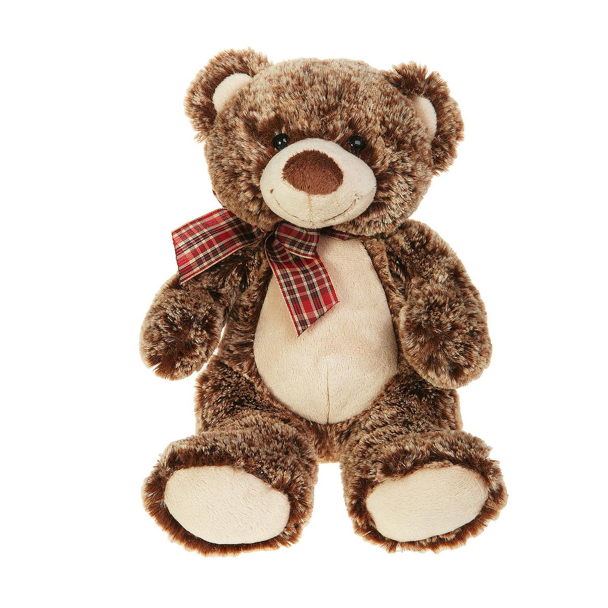 Купить 41-7113B, Мягкая игрушка Button Blue , Мишка Алешка, 28 см, Button Blue мягкая игрушка (shop: GulliverMarket Gulliver Market)