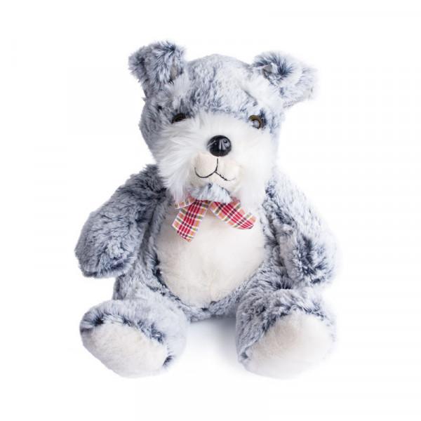 "Мягкая игрушка ""Button Blue"", Щенок Басти (терьер), 30 см"