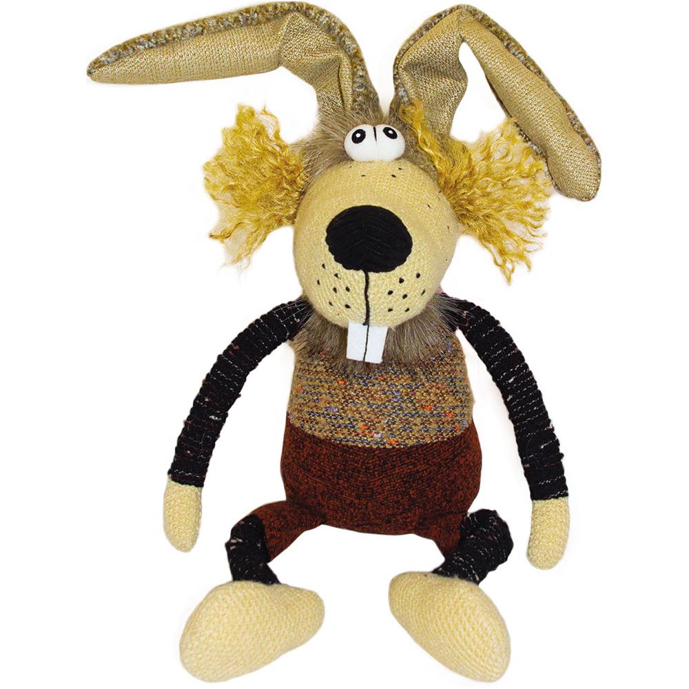 Мягкая игрушка Gulliver Кролик Робин , 19 см