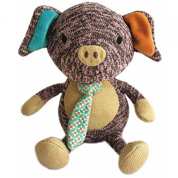 Мягкая игрушка Gulliver Поросенок Эдди , 17 см