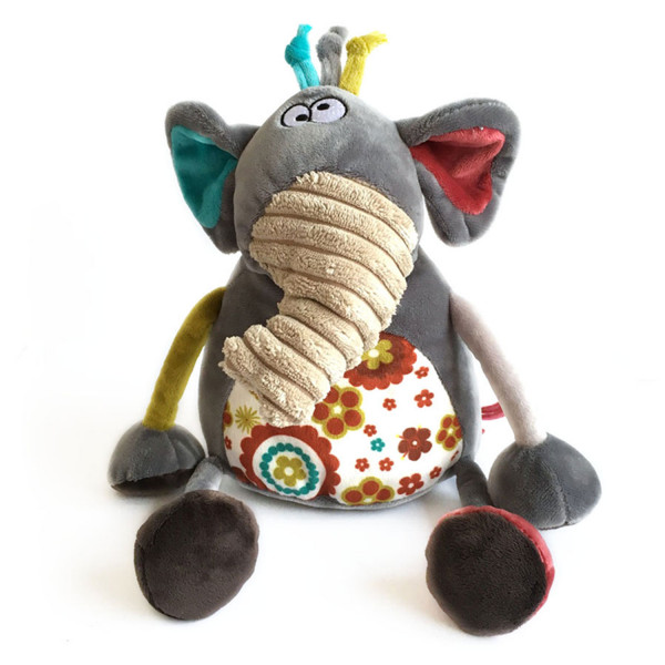 Мягкая игрушка Gulliver Слоник Робби, 22 см
