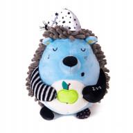 Мягкая игрушка Gulliver Ежик Засоня, 15 см