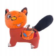 Мягкая игрушка Gulliver Кот хулиган, 23 см