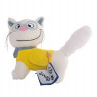Мягкая игрушка Gulliver Кот ботаник, 23 см