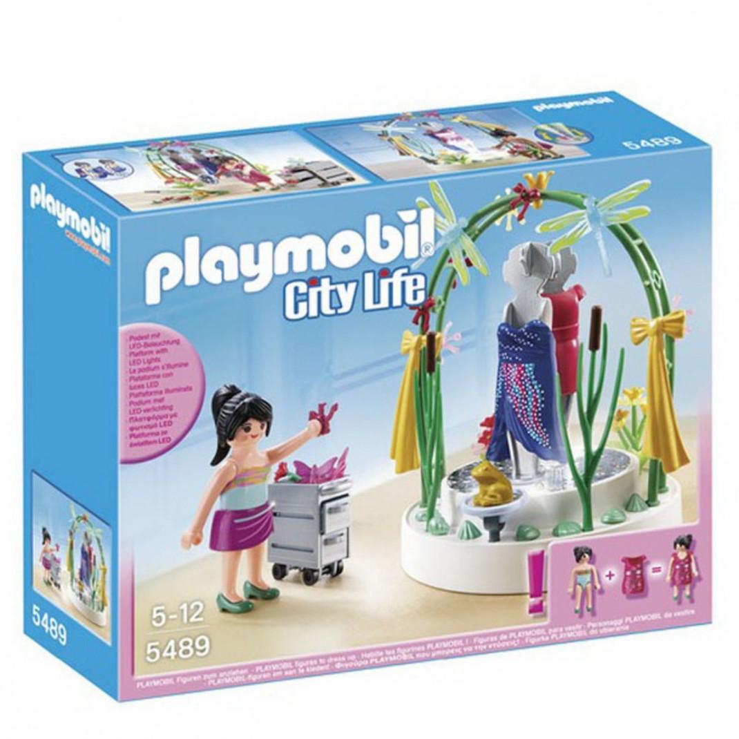 Playmobil Конструктор Playmobil Торговый центр: Витрина