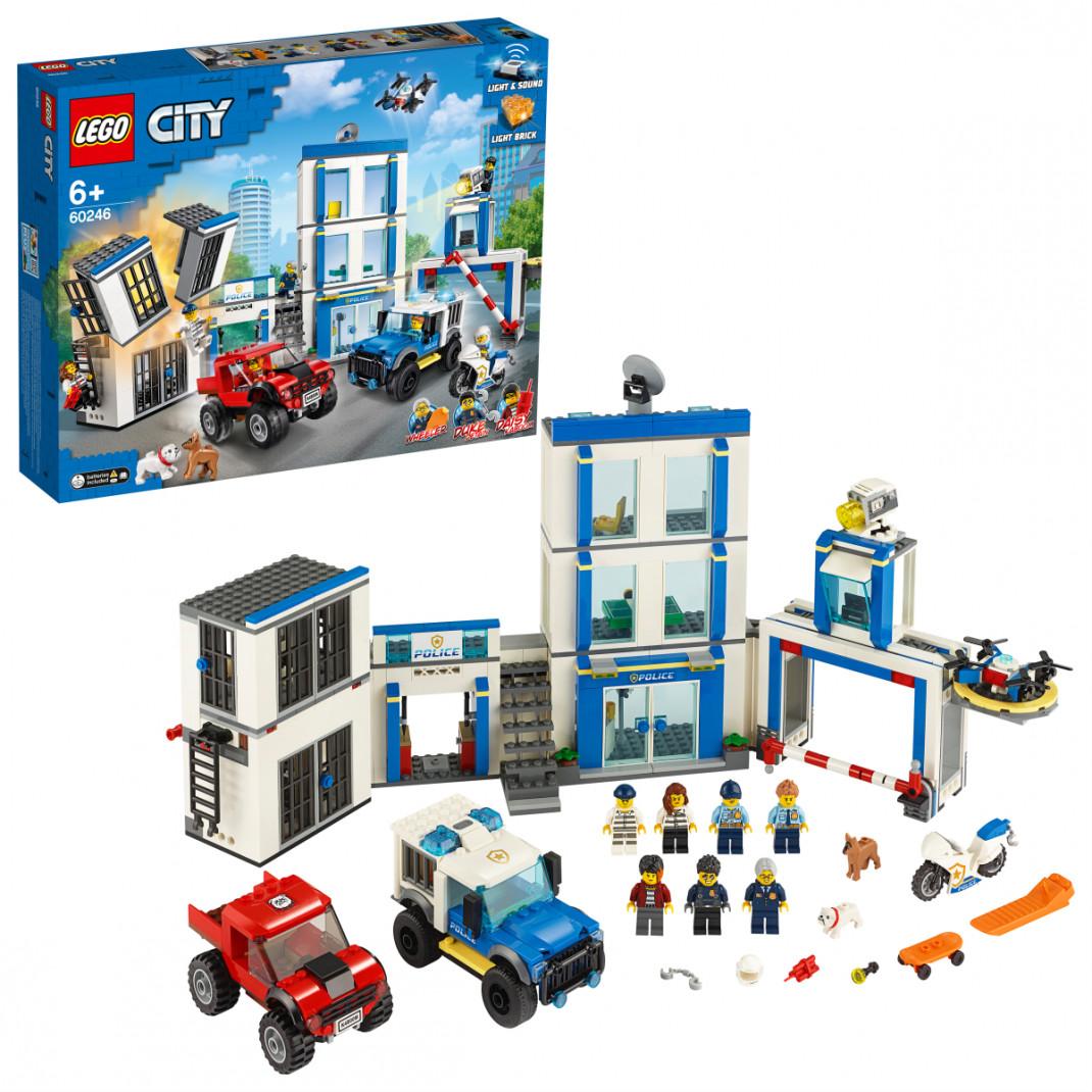 Lego LEGO CITY Конструктор