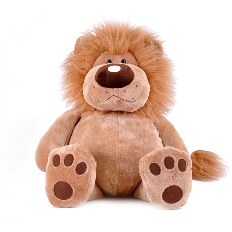 Купить 7-5001, Мягкая игрушка Gulliver Лев ЛЁВА сидячий, 40 см, Gulliver мягкая игрушка (shop: GulliverMarket Gulliver Market)