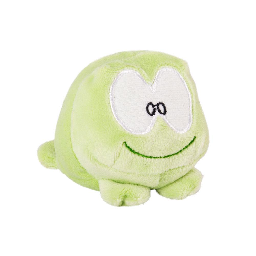 Button Blue мягкая игрушка Зеленый человечек