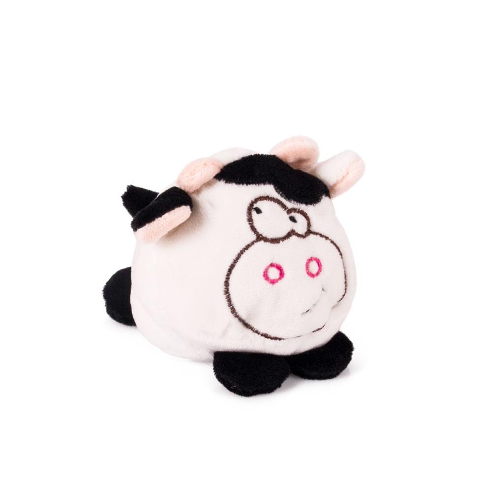 Button Blue мягкая игрушка Мячик - Корова
