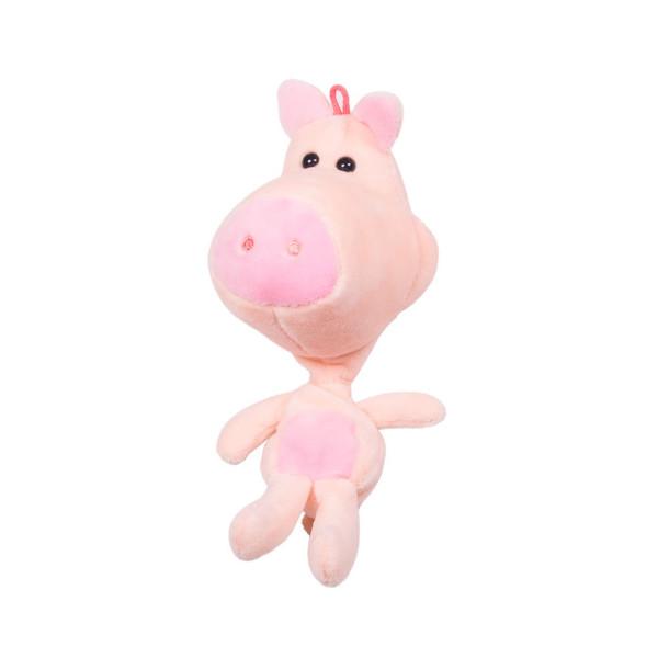 Button Blue мягкая игрушка Подвеска - Свинка