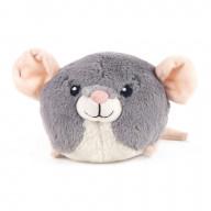 """Мягкая игрушка """"Button Blue"""", Мышка серая 10 см"""