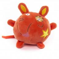 "Мягкая игрушка ""Button Blue"", Мышка оранжевая  10 см"