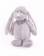 Мягкая игрушка Gulliver Кролик Игрун, 25 см