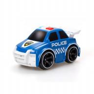 Полицейская машина Tooko на ИК