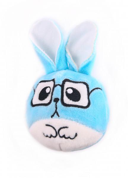 """Мягкая игрушка """"Button Blue"""", Сквиш в плюше, Зайка, 7 см"""