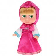 """Кукла """"Карапуз"""" Маша и Медведь. Маша 15см, озвуч. руссифиц. 3 комплекта одежды"""