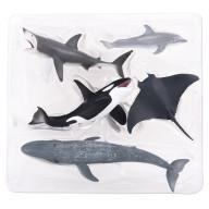 Collecta Набор морских обитателей 5 шт №1