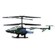 3-х канальный вертолет Heli Sniper 2 со стрелами (зеленый)  на ИК