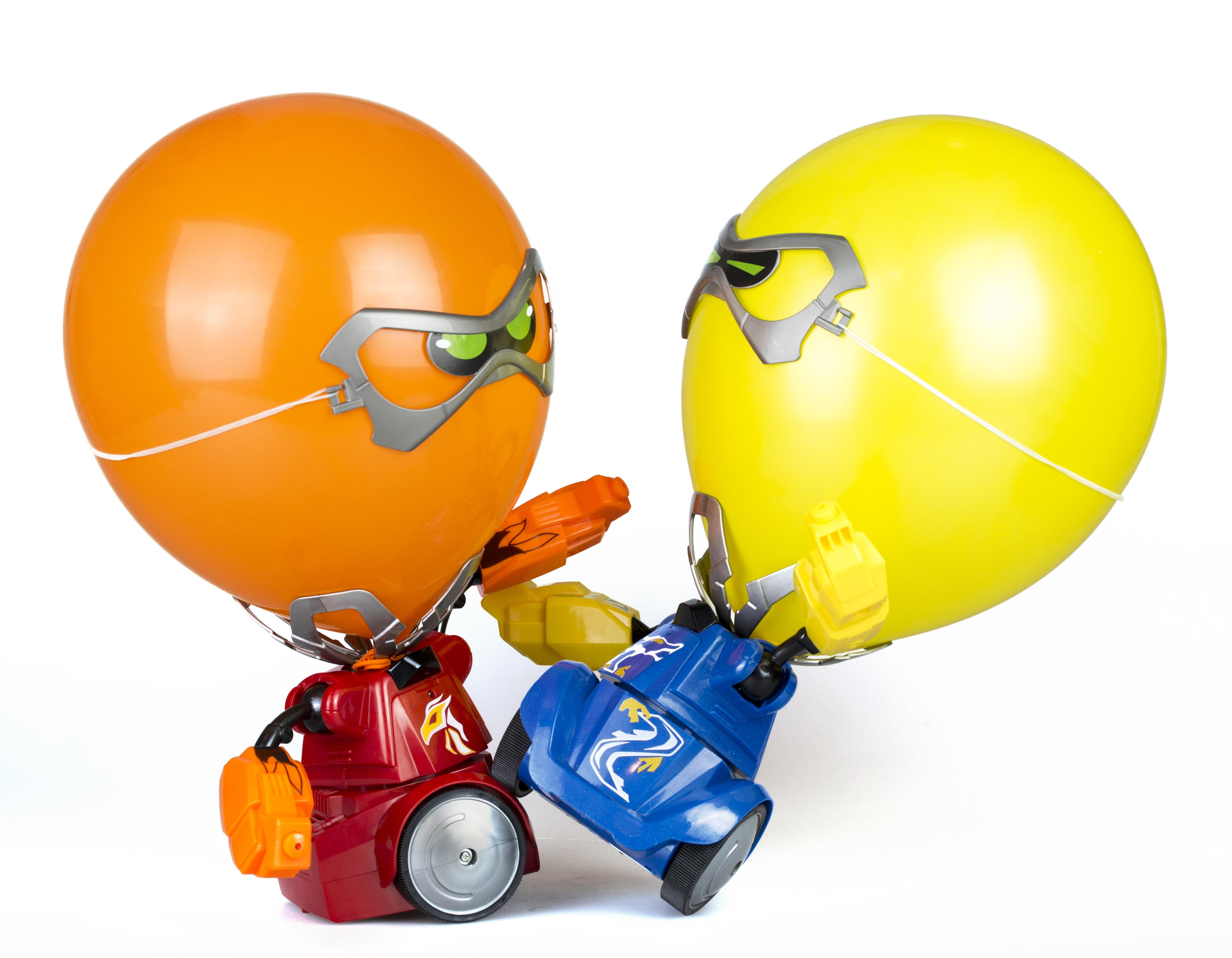 Боевые роботы Робокомбат Шарики (Красный,Синий), 88039Y