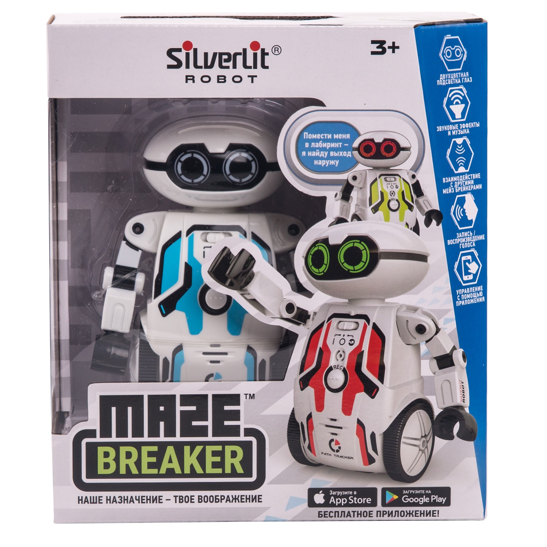 Робот Мэйз Брейкер синий YCOO 88044S-4
