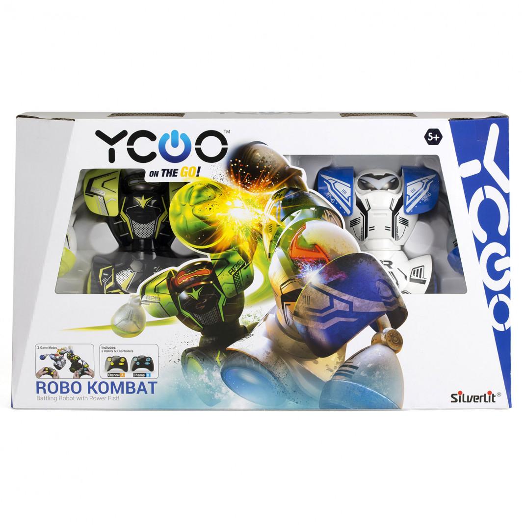 YCOO Боевые роботы Робокомбат