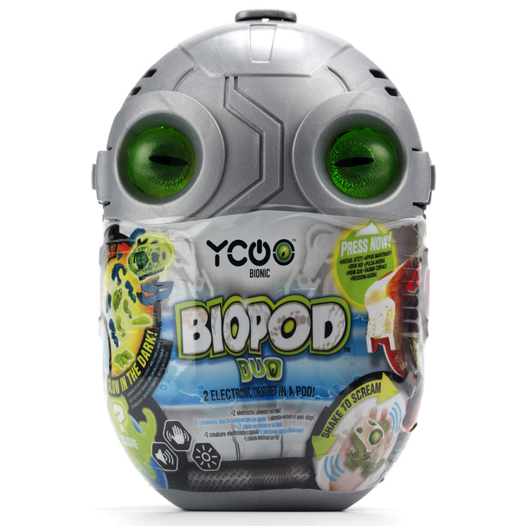YCOO Биопод Двойной Мамонт и Раптор