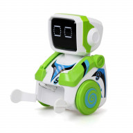 Робот футболист Кикабот зеленый