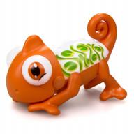 Хамелеон Глупи оранжевый
