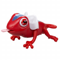 Ящерица Глупи красная