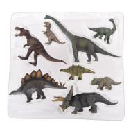 Набор динозавров Collecta, 8 фигурок