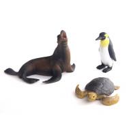Набор морских обитателей Collecta, 3 фигурки