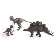 Набор динозавров Collecta, 3 фигурки
