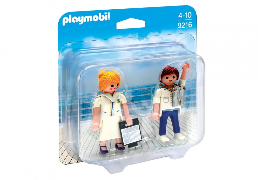 Playmobil Playmobil Конструктор Капитан круизного корабля