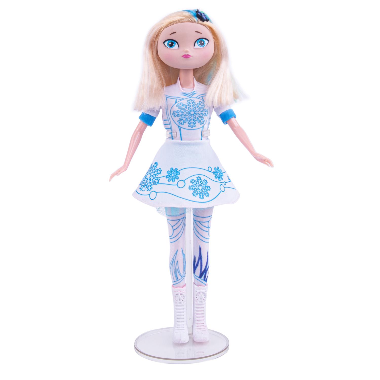 Сказочный Патруль Кукла Раскрась Снежку